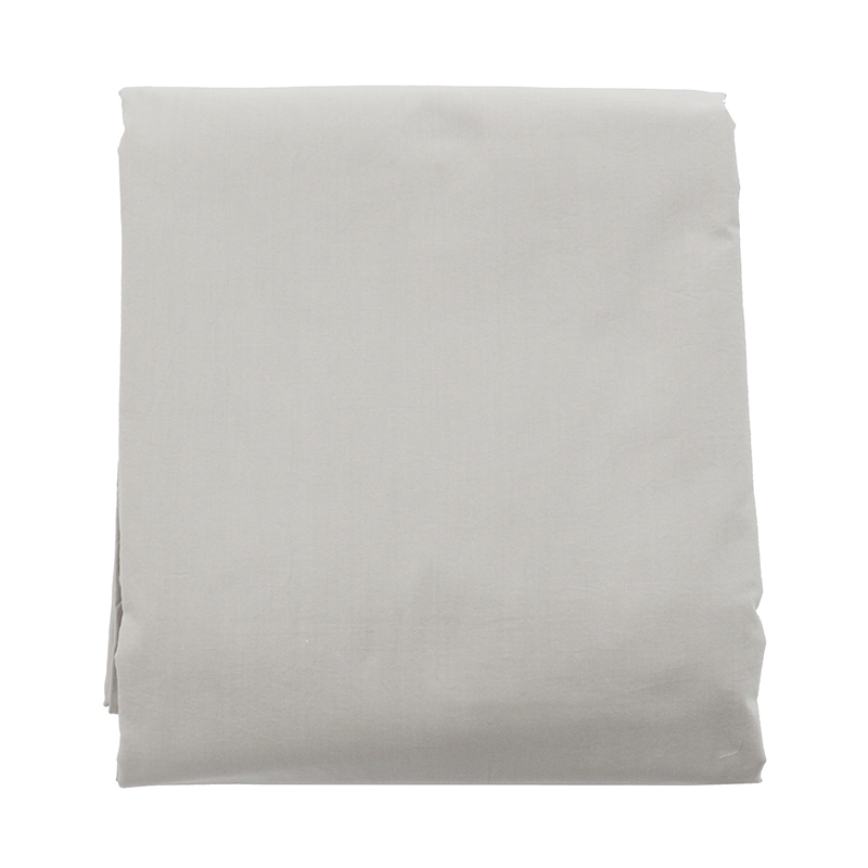 COTTON STONEWASH DUVET COVER S L.GY