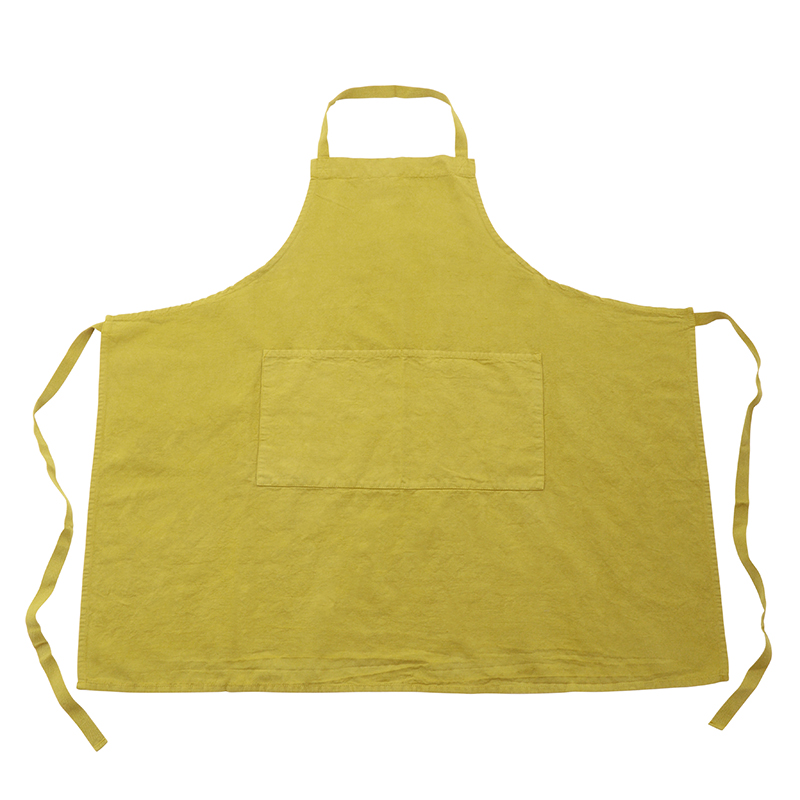 PROFESSIONAL APRON 102X92 YELLOW