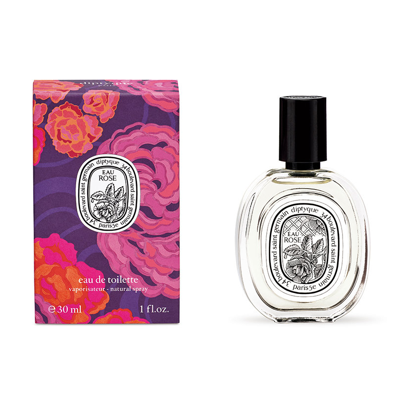 DIPTYQUE 2019 EDT EAU ROSE 30ML LIMITED EDITION