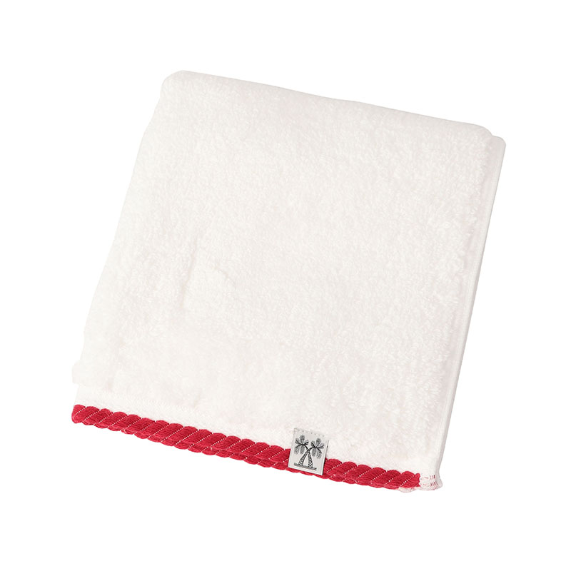 RP CABIN WASH TOWEL SUNNY RED