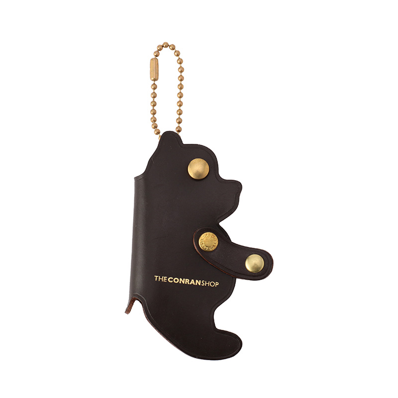 THE SUPERIOR LABOR BEAR KEY CASE BROWN