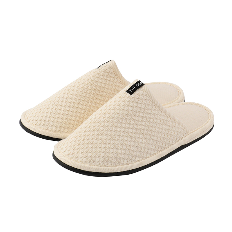 ORIGINAL TRUNKKNIT SLIPPERS IVORY M