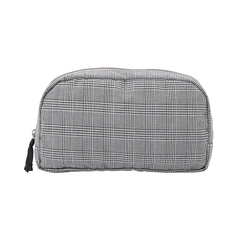 ORIGINAL POUCH BLACK CHECK L