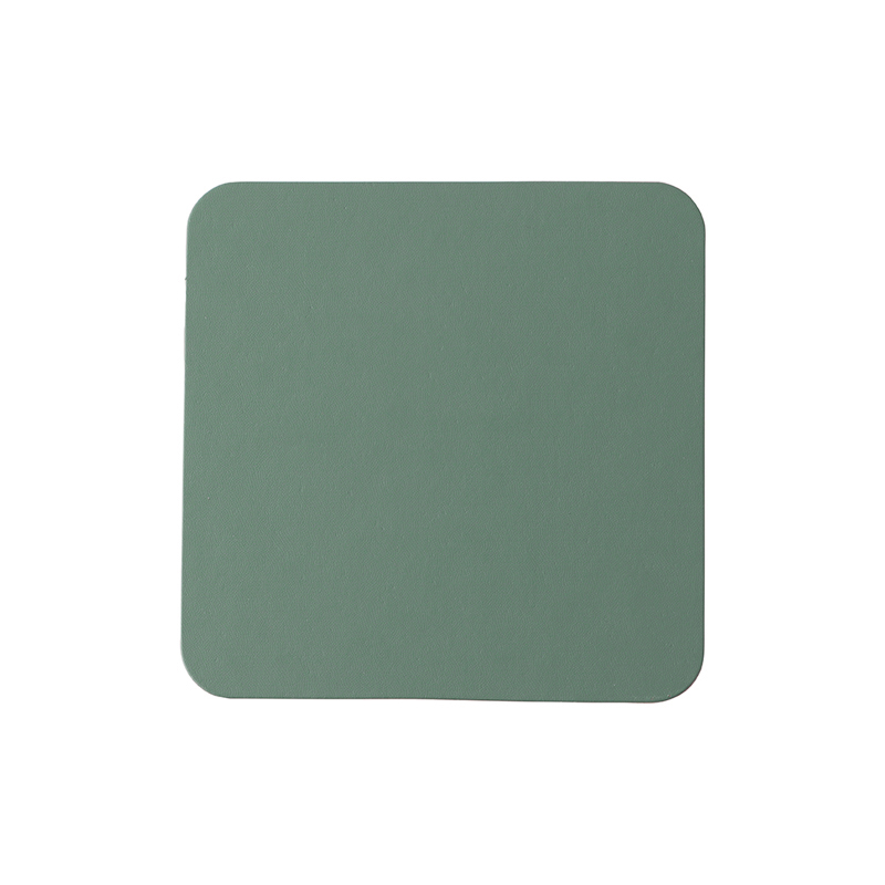 RUCA SQUARE SINGLE COASTER EUCALYPTUS