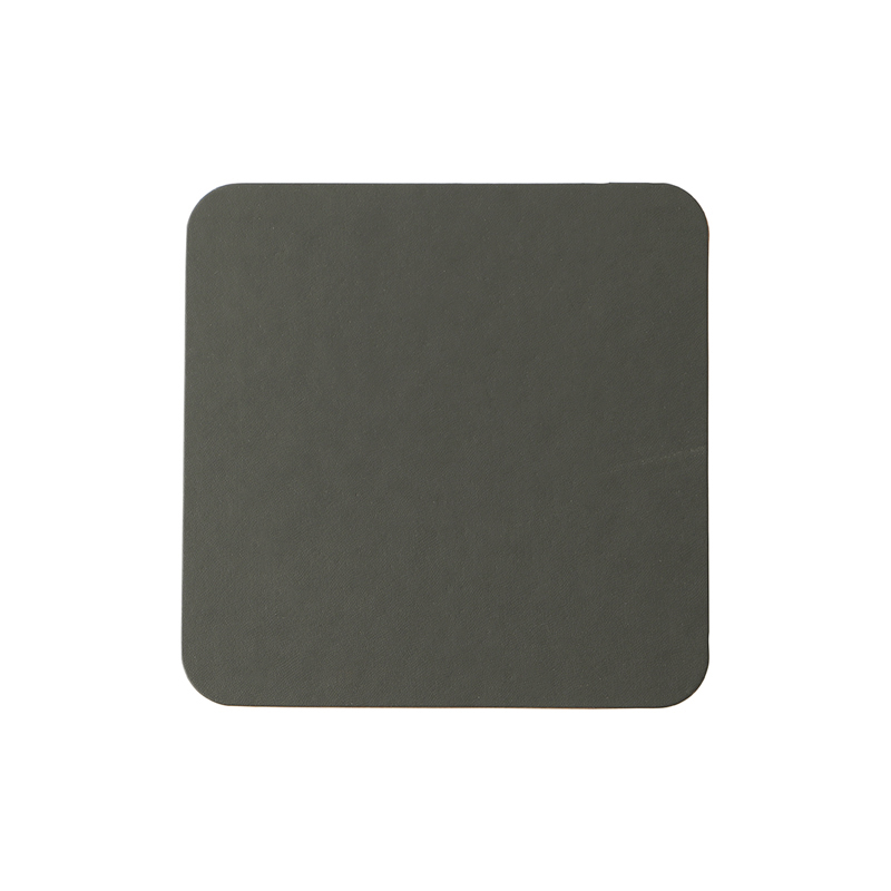 RUCA SQUARE SINGLE COASTER GREY
