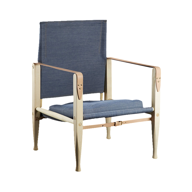 KK47000 SAFARI CHAIR DENIM