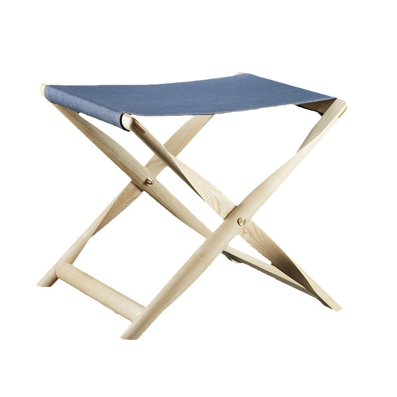 KK87830 PROPELLER STOOL DENIM