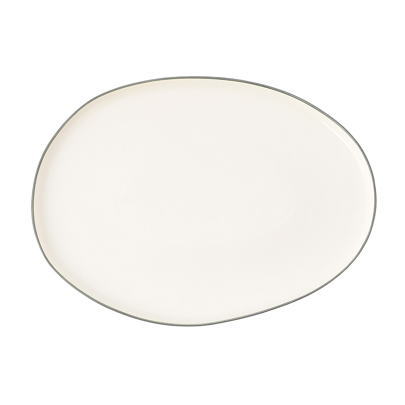 ABBESSES PLATTER GREY