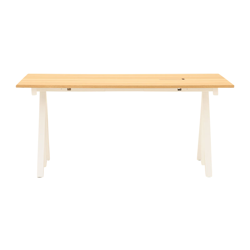 WORKS DESK OAK 1600×780