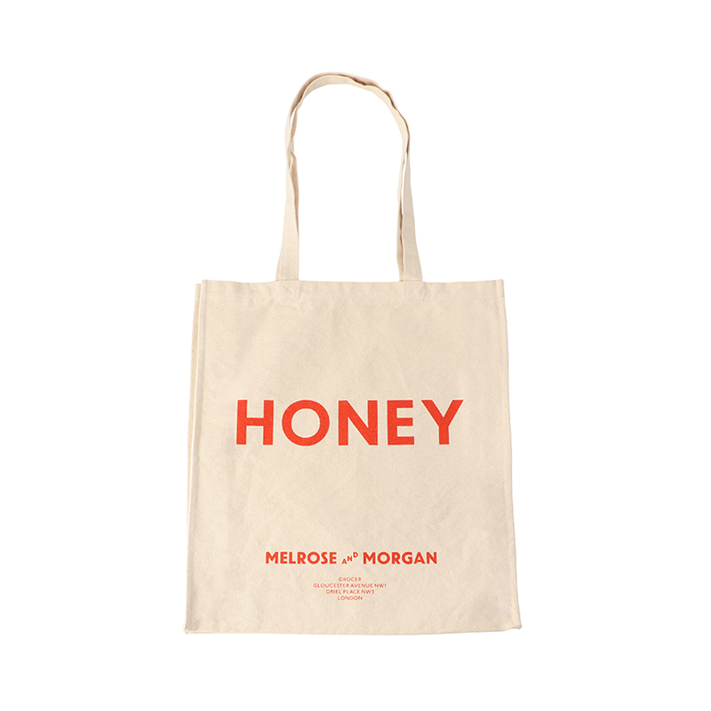 MELROSE MORGAN TOTE HONEY LONG HUNDLE