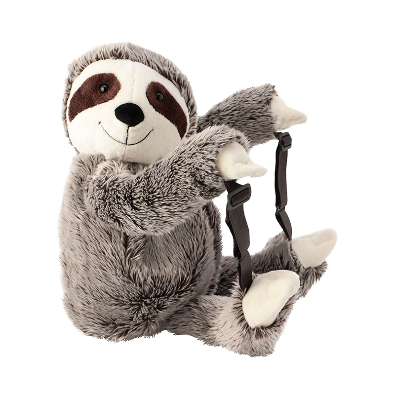 WILD AND SOFT BACKPACK SLOTH