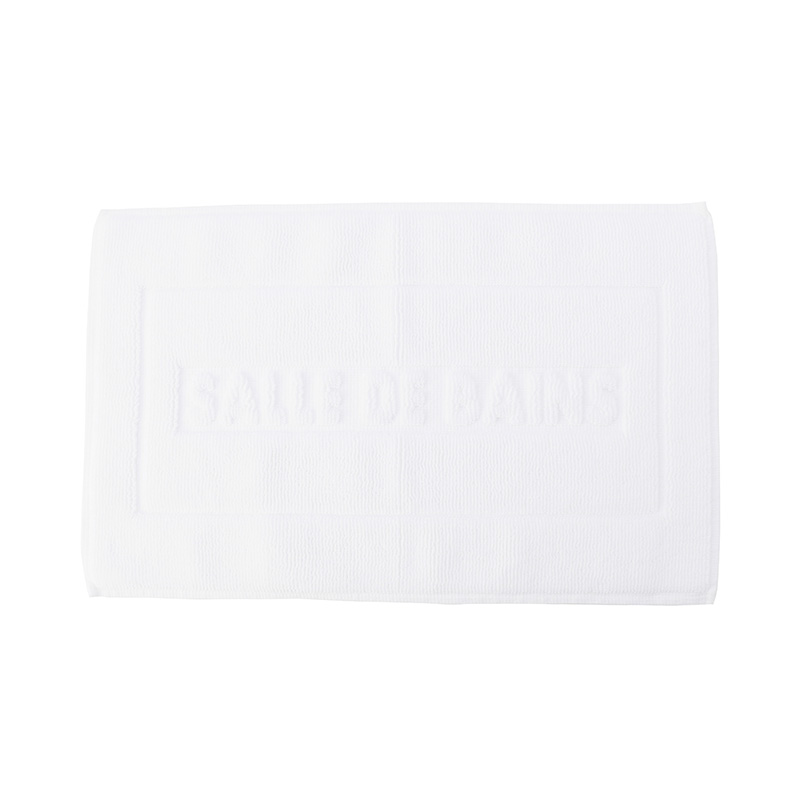 ORIGINAL PLATA BATH MAT 35X50 WHITE