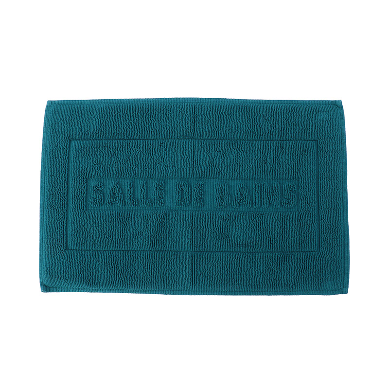 ORIGINAL PLATA BATH MAT 35X50 PEACOCK BLUE