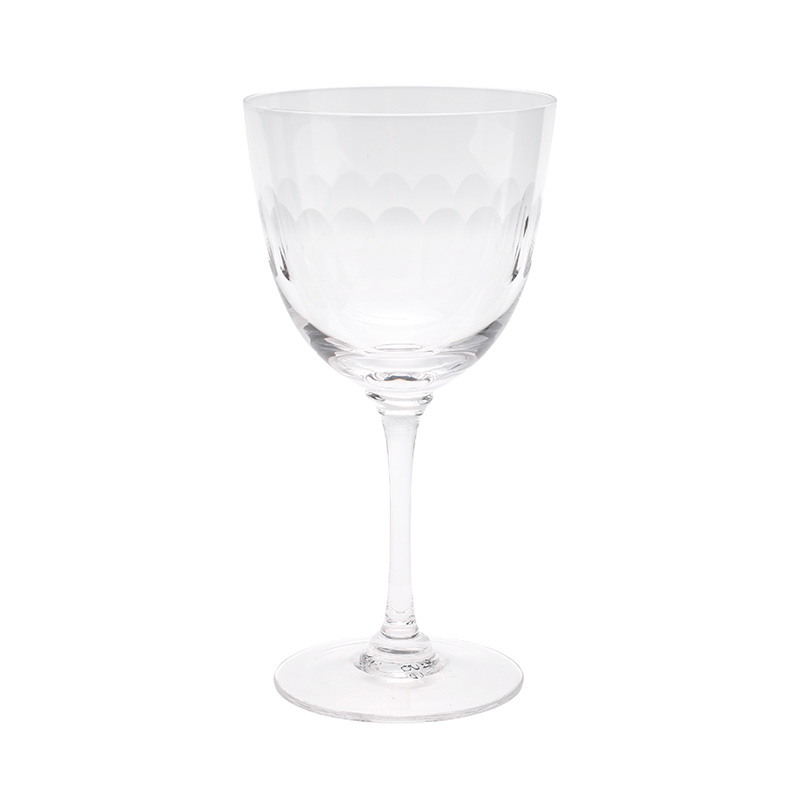 THE WINE GLASS LENS PETTERN