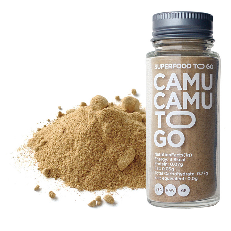 CAMUCAMU TO GO RAW CAMUCAMU POWDER 30G