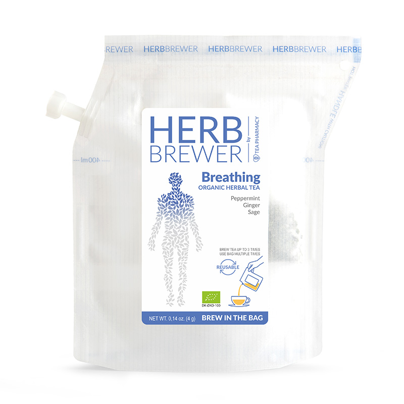 HERB BREWER/BREATHING