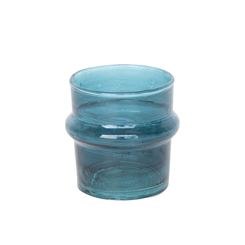 UNC TEALIGHT HOLDER TEAL