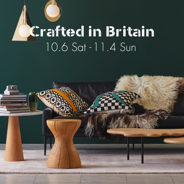 Crafted in Britain