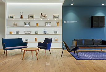<strong>CARL HANSEN & SØN x THE CONRAN SHOP KYOTO</strong>